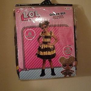 LOL Surprise Queen Bee dressup/costume